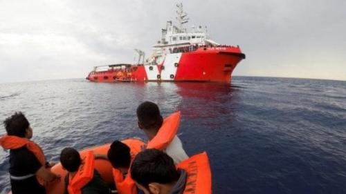 Migrazioni: Save the Children sospende le operazioni di soccorso nel Mediterraneo centrale