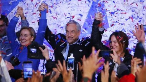 Cile: presidenziali, ampio vantaggio di Pinera negli ultimi sondaggi