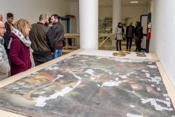 Danni artistici da terremoto: nel teramano l'avvio del restauro di due tele