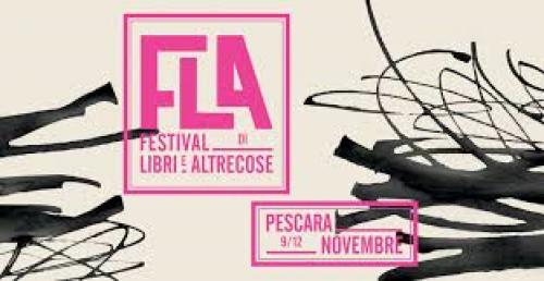 Viva i libri e i suoi mille fratelli: tutto pronto a Pescara per il FLA