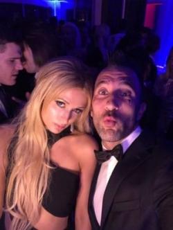 Macron, Paris e Stefania
