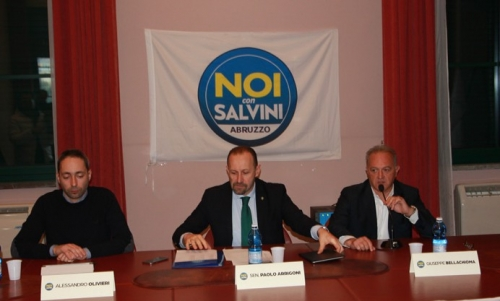 Tutte le colpe della Giunta piddì secondo i salviniani d'Abruzzo