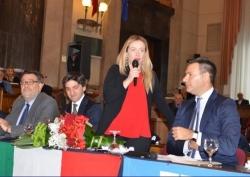 Tutti i sussurri sulla visita a Pescara di Giorgia Meloni: si pensa già alle regionali?