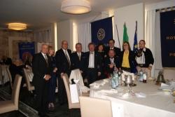 Chi ha incontrato il Governatore del Rotary a Pescara (e per quali motivi)