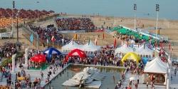 Tutti in spiaggia a Pescara e Montesilvano: arriva il mondiale di beach handball