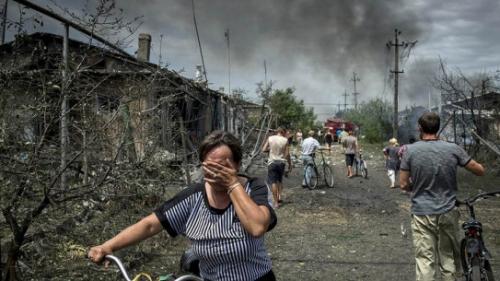 Ministro Esteri ucraino, Russia ha provocato una catastrofe umanitaria nel Donbass