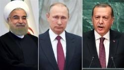 Siria: opposizione siriana commenta dichiarazione congiunta di Russia, Iran e Turchia