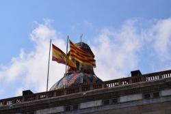 Catalogna: l'arrivo di turisti stranieri è crollato del 5 per cento