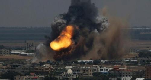 Medio Oriente: raid israeliani sulla Striscia di Gaza