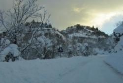 Maltempo Abruzzo, violenta grandinata ad Alba Adriatica