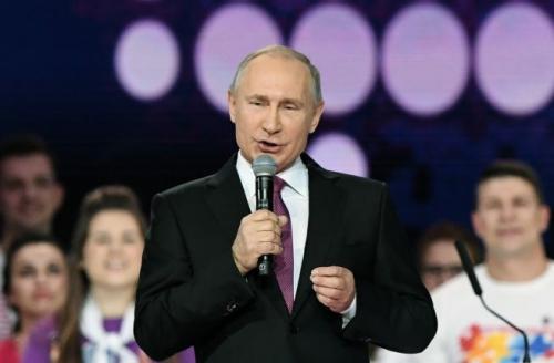 Russia: Putin annuncia candidatura a presidenziali