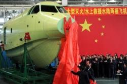 La scommessa degli aerei anfibi, giocata dalla Cina (ma non dall'Europa)