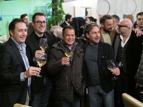 Quali sono i vini d'Abruzzo che hanno innaffiato i piatti giapponesi