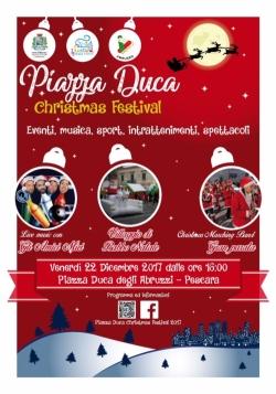 Dove (e con chi) si festeggerà il Natale a Pescara