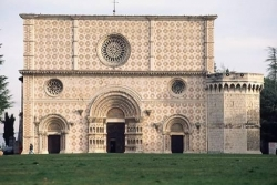 Santa Maria di Collemaggio, ecco tutto il segno della rinascita