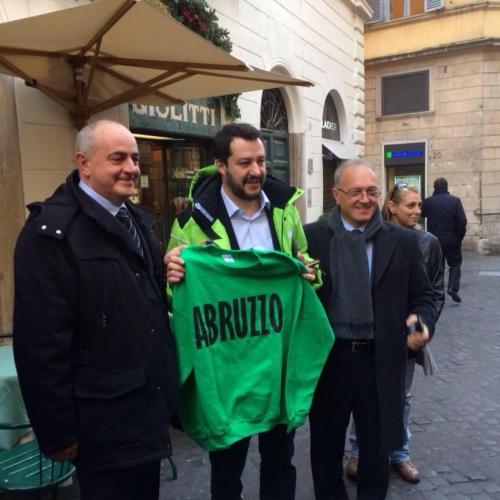 Che cosa bolle nella pentola dei salviniani d'Abruzzo in vista delle politiche di marzo
