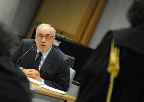 Processo Del Turco, la Corte di Appello di Perugia: