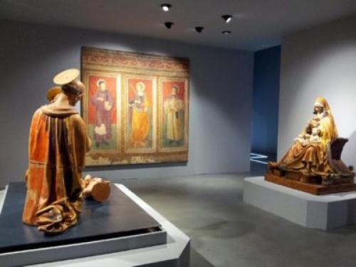 Musei, Abruzzo pecora nerissima