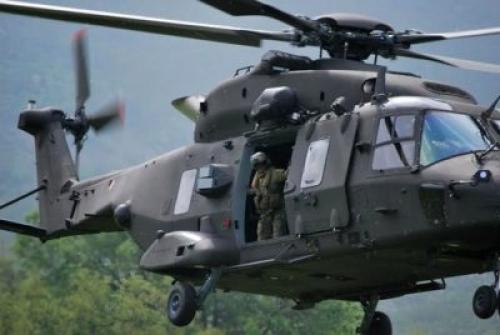 Gli elicotteri che nessuno chiamò - L'allarme a Roma solo il giorno dopo
