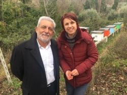 Il miglior miele d'acacia in Abruzzo lo fa Ilaria Della Torre a San Giovanni Teatino