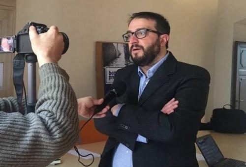 L'Aquila: lascia il segretario generale Giulio Nardi