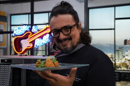 E Alessandro Borghese celebrò (domani su Sky) la cucina d'Abruzzo