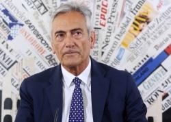 Elezioni Figc, nel tris per il dopo Tavecchio anche l'abruzzese Gabriele Gravina