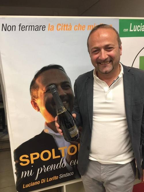Spoltore, Di Lorito (PD) riconfermato sindaco al primo turno