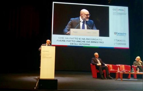 Il futuro della cooperazione italiana: cosa ha detto il sindaco di Chieti alla Conferenza di Roma?