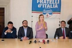 Chi sono le new entry di Fratelli d'Italia che si candidano all'Aquila (al posto di Biondi)