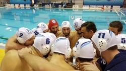 Pescara Pallanuoto, pareggia la squadra maschile, perde la femminile