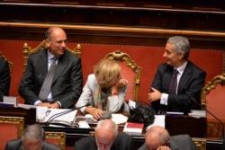 Paracadutati in Abruzzo, puntata 1: Gaetano Quagliariello, il radical-liberale tifoso del Napoli