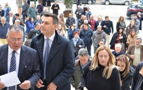 Mal di pancia a destra: Foschi si dimette da coordinatore provinciale di Fratelli d'Italia