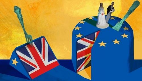 Brexit, giravolta May: ora dice no alla proposta di residenza periodo di transizione