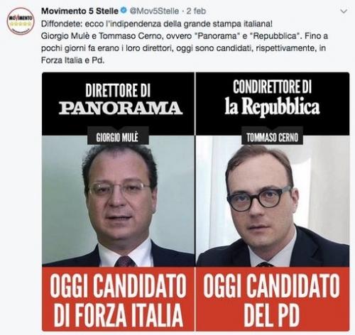 Giornalisti-candidati, l'Abruzzo è Primo - Stylettate/Greta Sgarbo