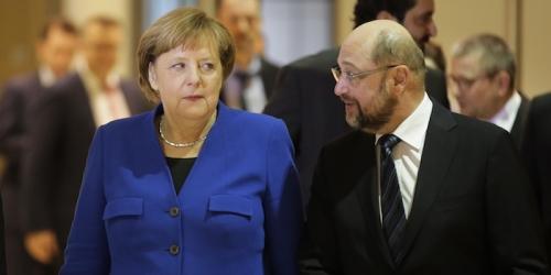 Sospiro di sollievo per Angela: c'è l'accordo per la grande coalizione