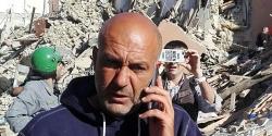 Sisma Amatrice, il sindaco Pirozzi indagato per omicidio colposo