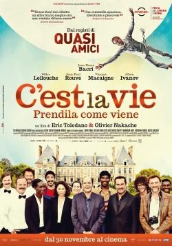 Il segreto è riderci sopra - L'occhio del gatto, Il film, C'est la vie, #decimaMusa