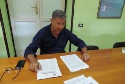 Marcello Antonelli, che blitz alla Regione: e sceneggiata sia