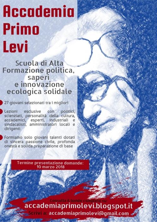 Perché in Abruzzo nasce la scuola di formazione politica Primo Levi