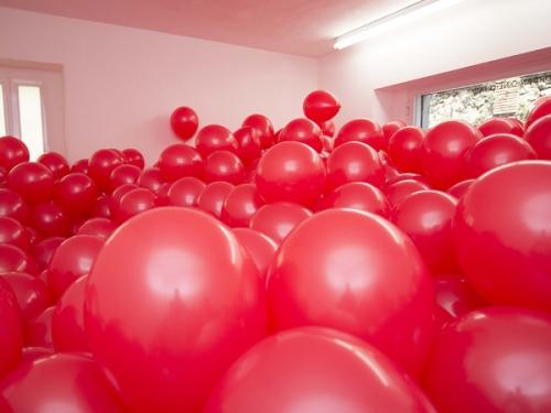 La stanza dai palloncini rossi· Easy writer, Il racconto, Marco La Greca