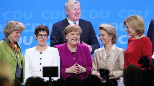 Cdu: ecco come si discute (in un partito serio) delle grandi sfide future