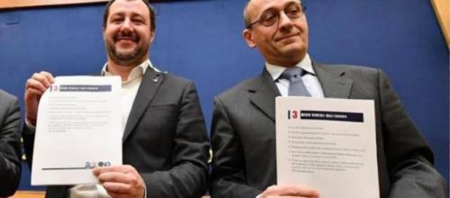 Tris di salviniani d'Abruzzo: perché la Lega marca i forzisti e si accredita per la Regione