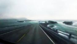 La strada più pericolosa del mondo? In Norvegia