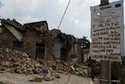 Terremoto, chi ha tirato le orecchie ai sindaci del cratere Abruzzo?