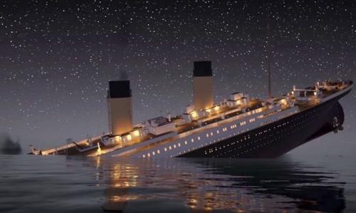Seconda slavina post voto: la Giunta regionale sempre più come il Titanic. Quanto reggerà?