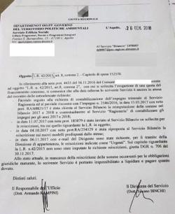 """Dissesto idrogeologico, Febbo: """"Quelli di D'Alfonso solo fantamilioni"""""""