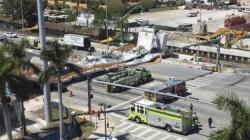 Sei morti sotto un ponte a Miami: le cause del crollo