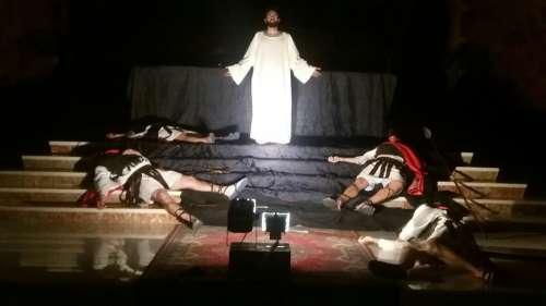 Pasqua, a Pescara ultima rappresentazione per