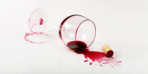 Confortante la normalità in un sorso di vino
